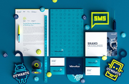 Corporated Identity Designing